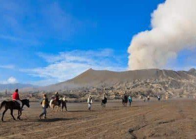 Sejarah Gunung Bromo | Cerita dan Legenda Bromo