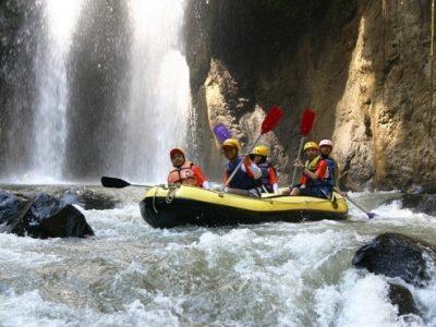Songa Rafting Pekalen