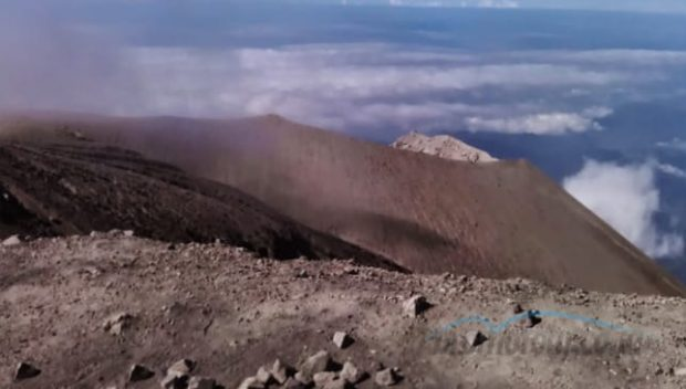 Legenda Terbentuknya Gunung Semeru