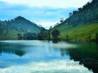 Pesona Keindahan Danau Kumbolo