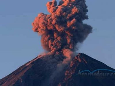 Sejarah Letusan Gunung Semeru