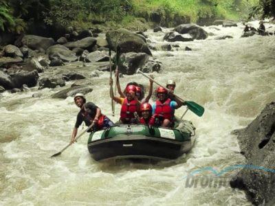 Regulo Rafting Pekalen Probolinggo