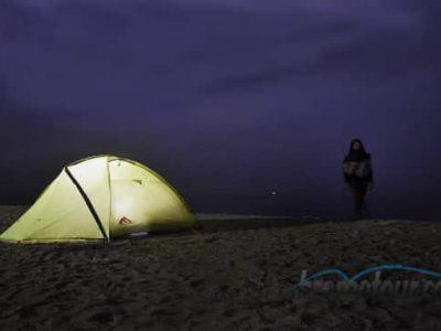 Paket Camping dan Snorkeling di Pantai Gili Ketapang 2 hari 1 malam