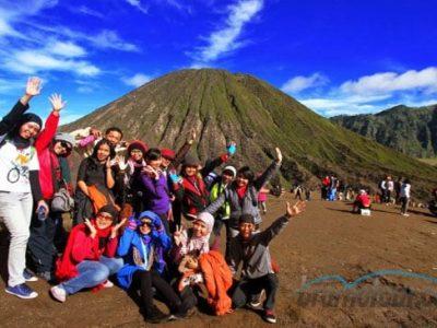 Paket Gathering di Gunung Bromo