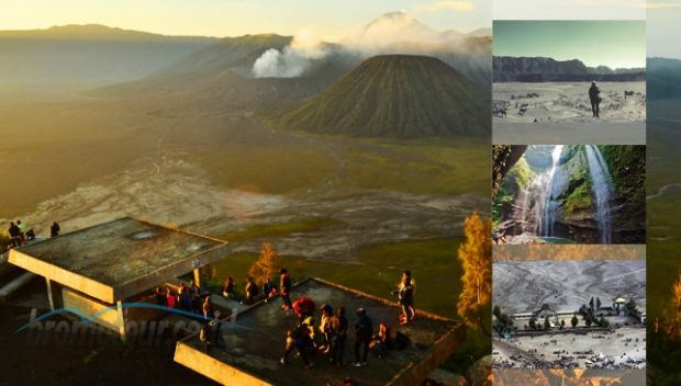 Paket Wisata Bromo Midnight dan Air Terjun Madakaripura 12 jam
