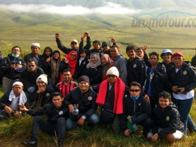 Paket Wisata Outbound di Gunung Bromo