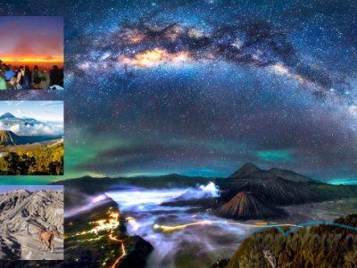 Paket Tour Wisata Bromo Milky Way 3 hari 2 malam