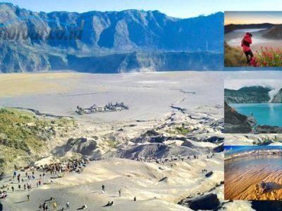 Paket Wisata Bromo Kawah Ijen Pantai Sukamade 4 hari 3 malam