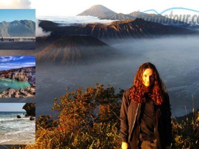 Paket Wisata Bromo, Kawah Ijen, Pulau Menjangan 4 hari 3 malam