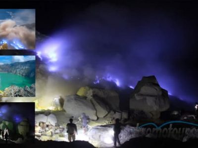 Paket Wisata Kawah Ijen Api Biru 2 hari 1 malam