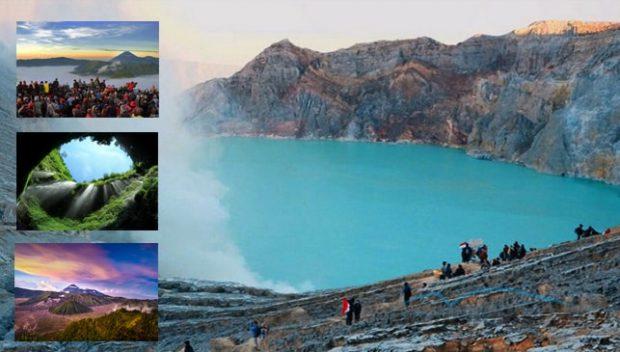 Paket Wisata Kawah Ijen Bromo dan Air Terjun Madakaripura