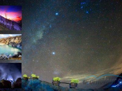 Paket Wisata Kawah Ijen Midnight Tour Travel