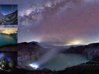 Paket Wisata Kawah Ijen Milky Way 2 hari 1 malam