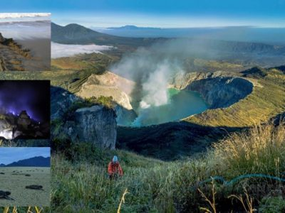 Paket Wisata Kawah Ijen Sukamade Tour 3 hari