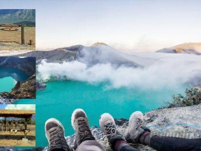Paket Wisata Kawah Ijen dan Tour Baluran 3 hari 2 malam