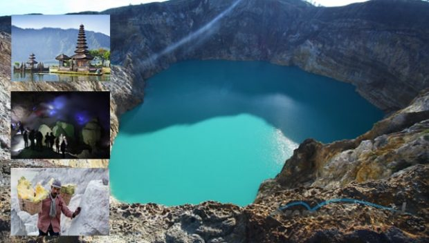 Paket Wisata Kawah Ijen dari Pulau Bali 2 hari 1 malam