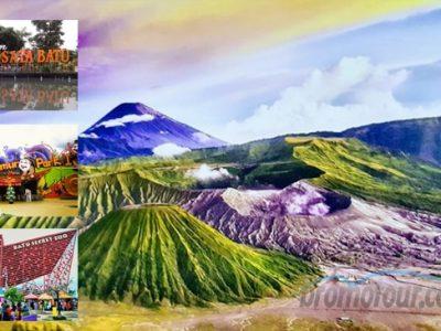 Paket Wisata Bromo Malang Batu 5 hari 4 malam